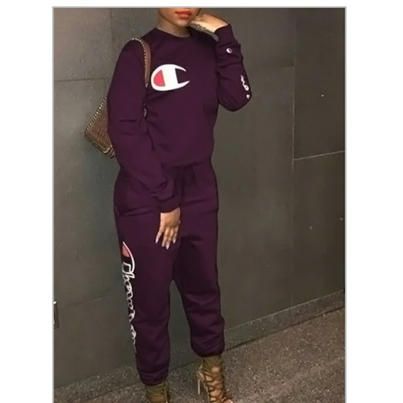 quite nice super specials cost charm champion sweatsuit womens